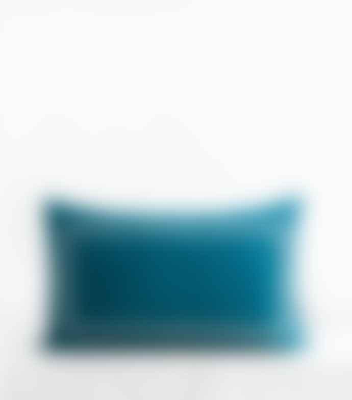 Jamini Indigo Blue 16x26 Clea Pillowcase