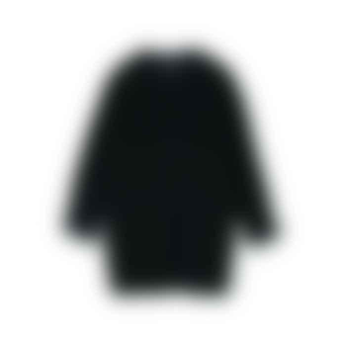 Stella Nova Black Suede Coat