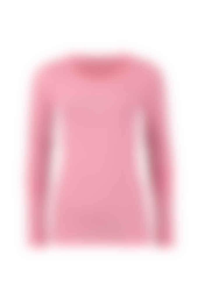 Humanoid Pink Janes Basic Cotton Tee