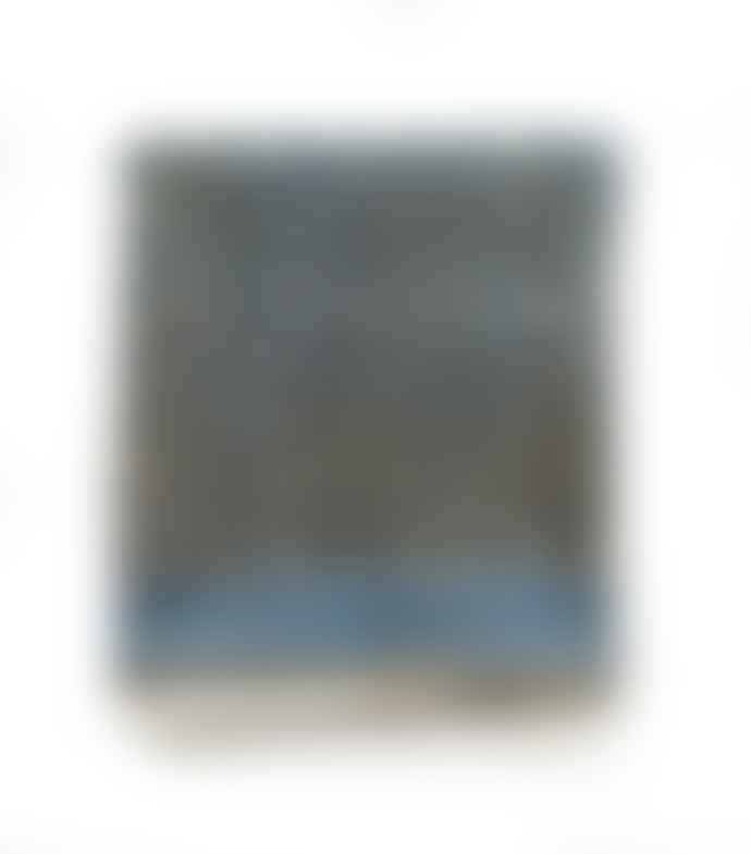 Jamini  Duck Blue 55x94 Sapna Table Cloth