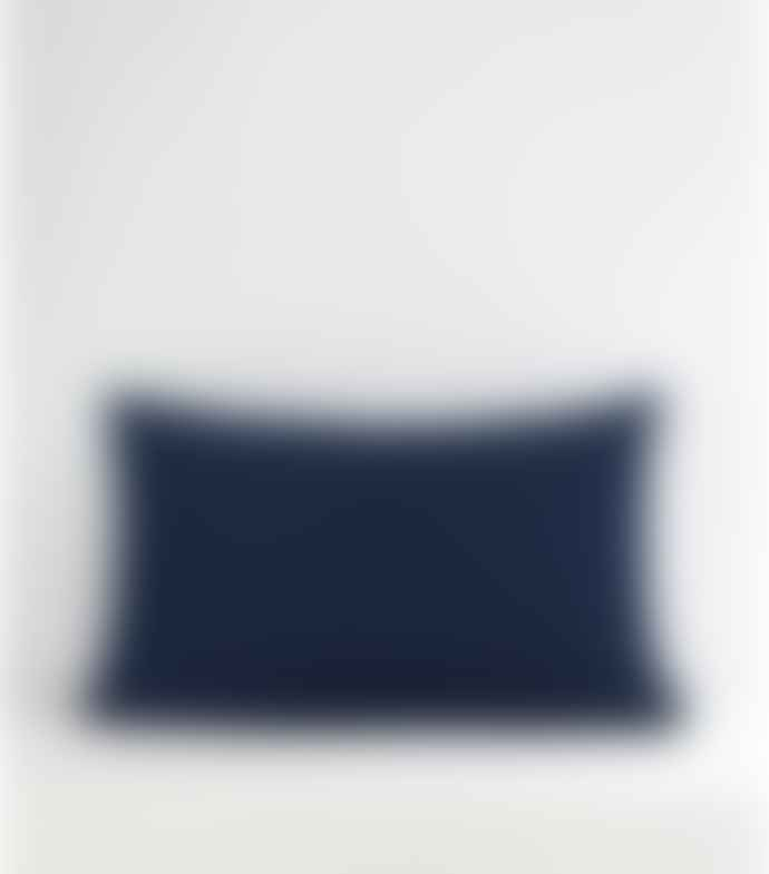 Jamini Indigo Blue 16x26 Amalya Pillowcase
