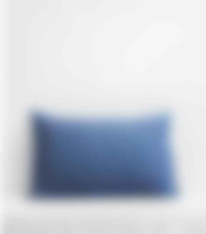 Jamini Blue 16x26 Ginna Pillowcase