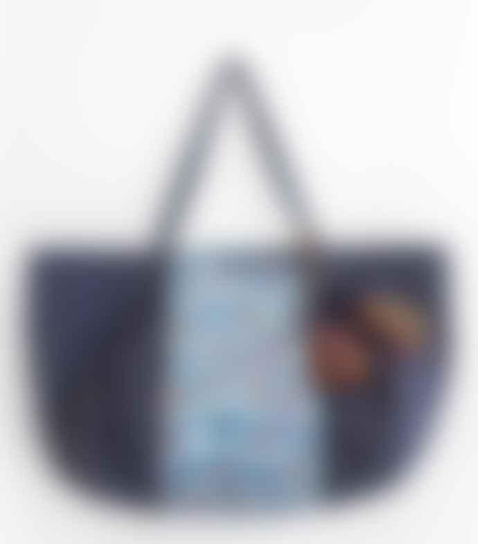 Jamini Blue Alix Tote Bag