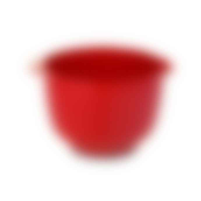 Rosti Mepal 2 L Luna Red Margrethe Mixing Bowl