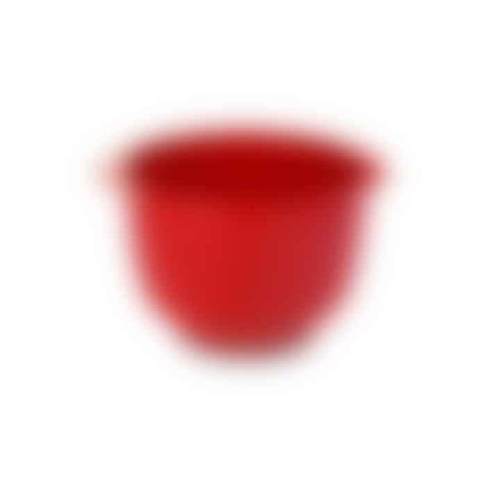 Rosti Mepal 1.5 L Luna Red Margrethe Mixing Bowl