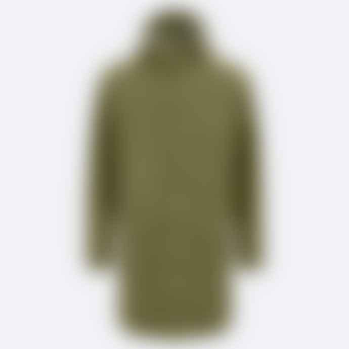 Rains Sage Long Jacket
