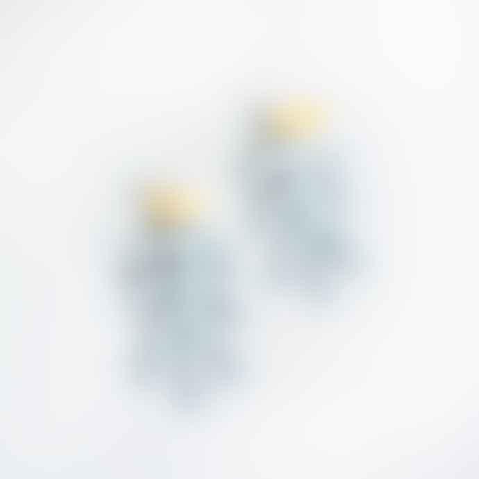 lima-lima Powder Coated Matisse Earrings