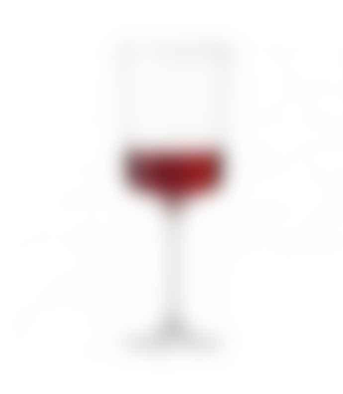 Leonardo  Box Of 6  Nono Red Wine Glass
