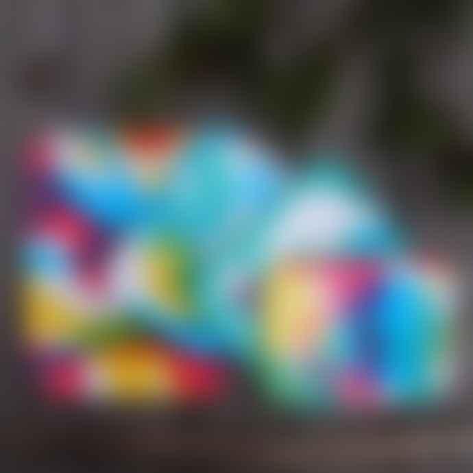 Jonna Saarinen Graniitti Breakfast Tray Multicolour