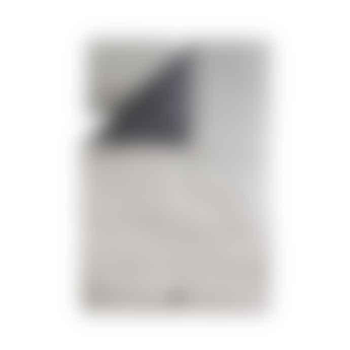 Yai Yai 140x200 Black & White Paloma Fading Dots Bed Linen