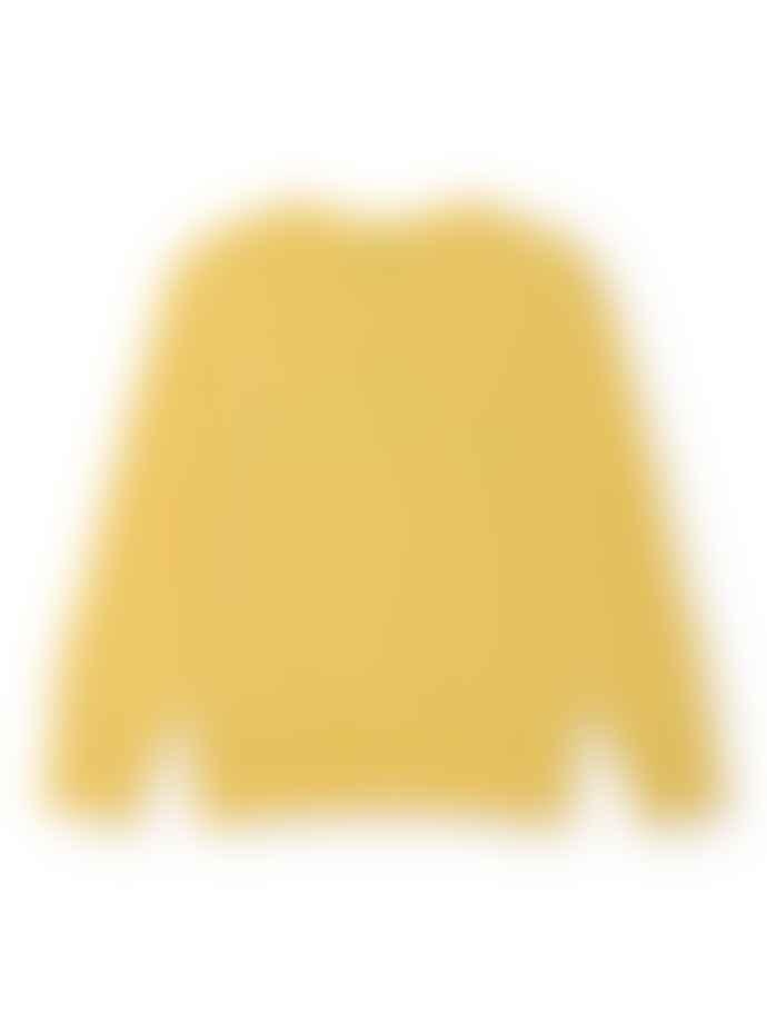 Bobo Choses Yellow Happy Sads Jumper