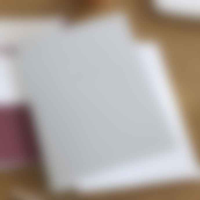 La Petite Papeterie Francaise A5 Grey Notebook