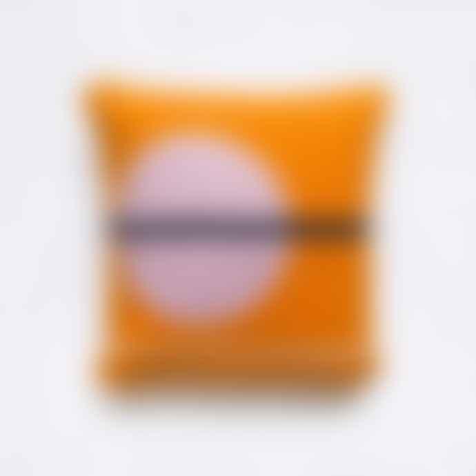 Sophie Home Orange Como Cushion