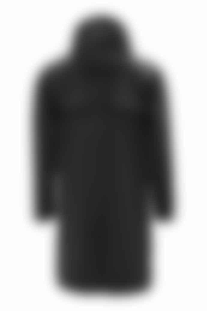 Rains Black Coat
