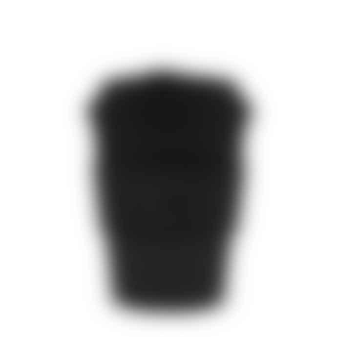 Ecoffee Cup 12oz Black Bamboo Reusable Coffee Cup