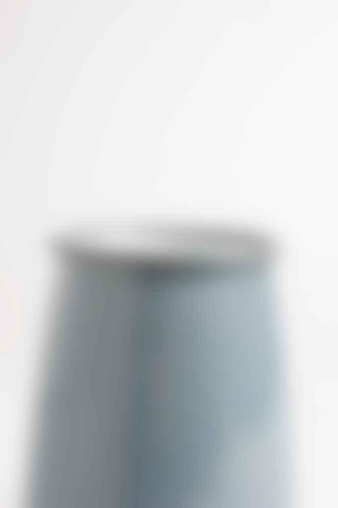 Falcon Enamelware Pigeon Grey Utensil Pot