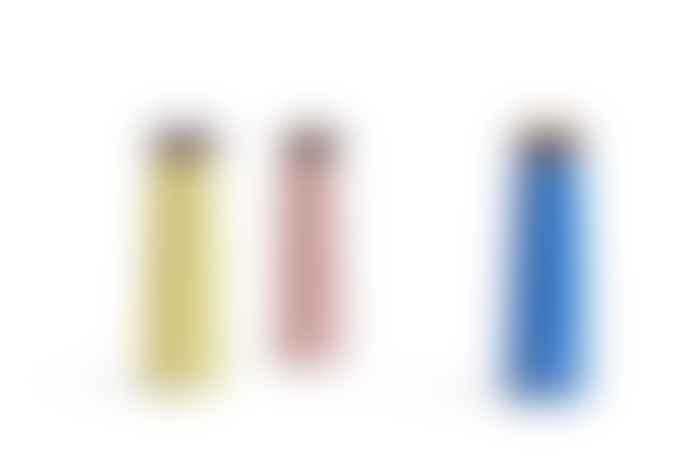 HAY 350ml Light Yellow Sowden Drinks Bottle