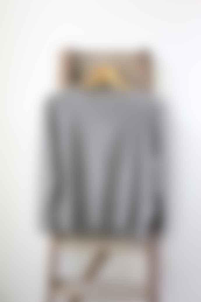 Jumper 1234 Grey Oversized Cashmere Knit