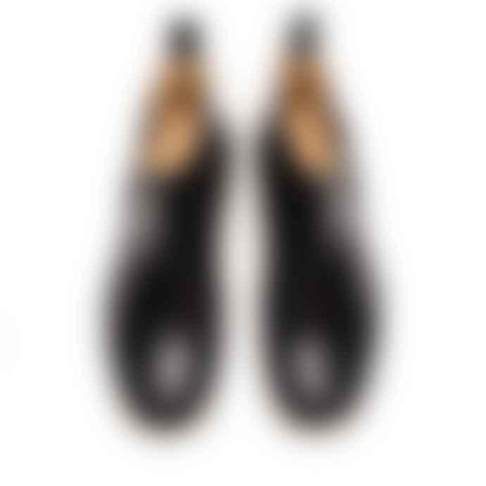Tracey Neuls Navy Jon Leather Chelsea Boot