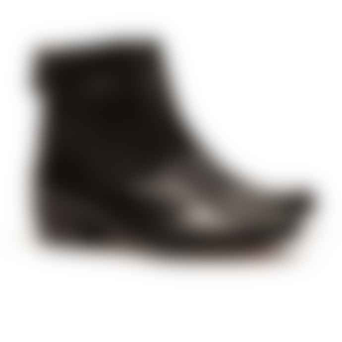Tracey Neuls ARLINDA Black | Leather Zip Boots