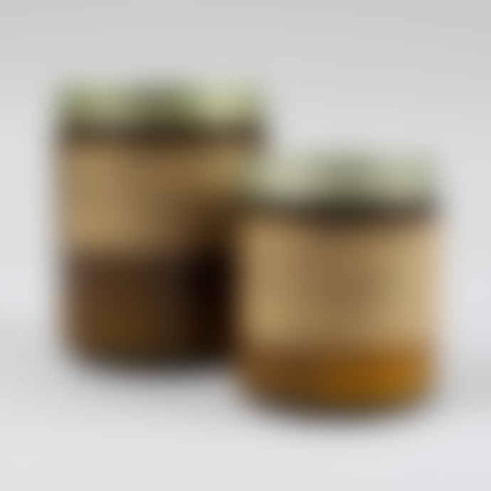 P.F. Candle Co Small Amber & Moss Scented Candle