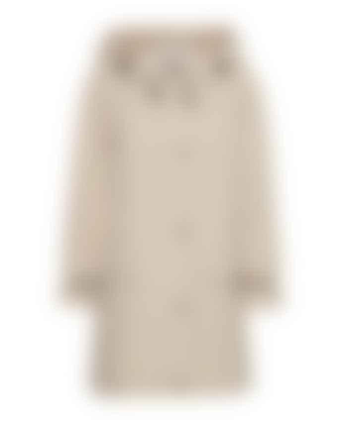Part Two Molliere Beige Coat