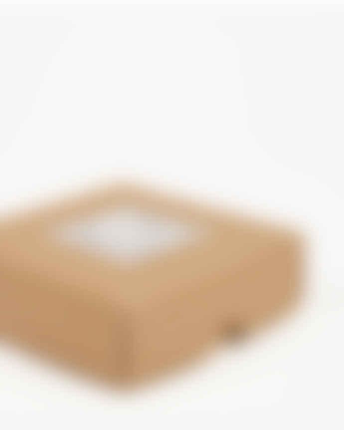 Hippstory Lunar Wood Pizza Confetti Bangle