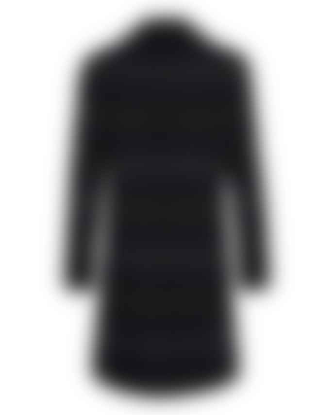 Part Two Marie Navy Wool Coat