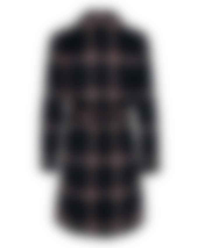 Part Two Masja Checked Wool Coat