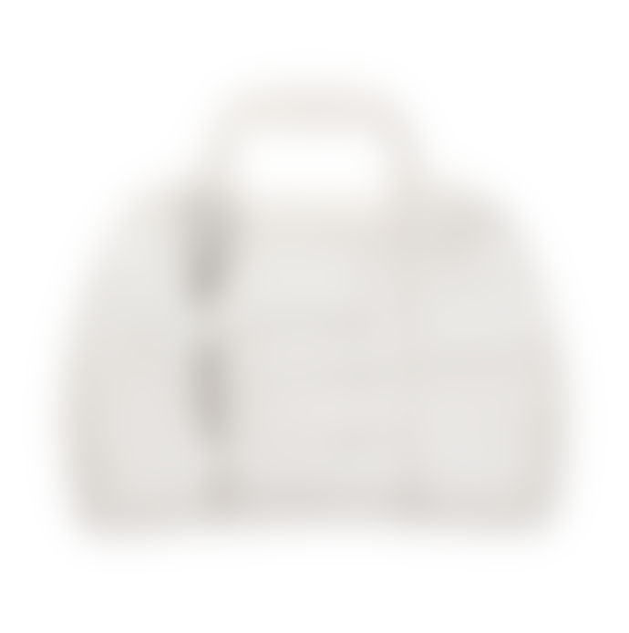 Puebco Small White  Plastic Market Bag