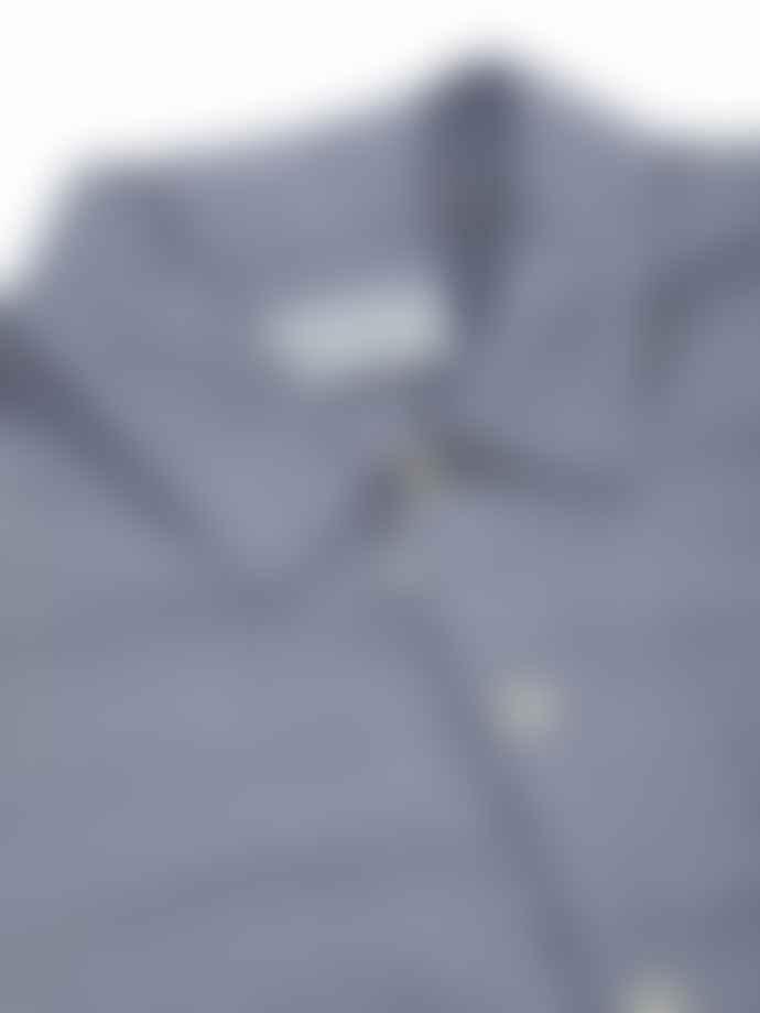 Oliver Spencer Grey Abingodon Overshirt