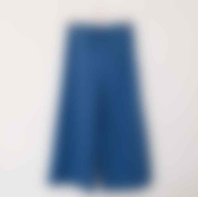 Fabrique Blue Cotton Culottes