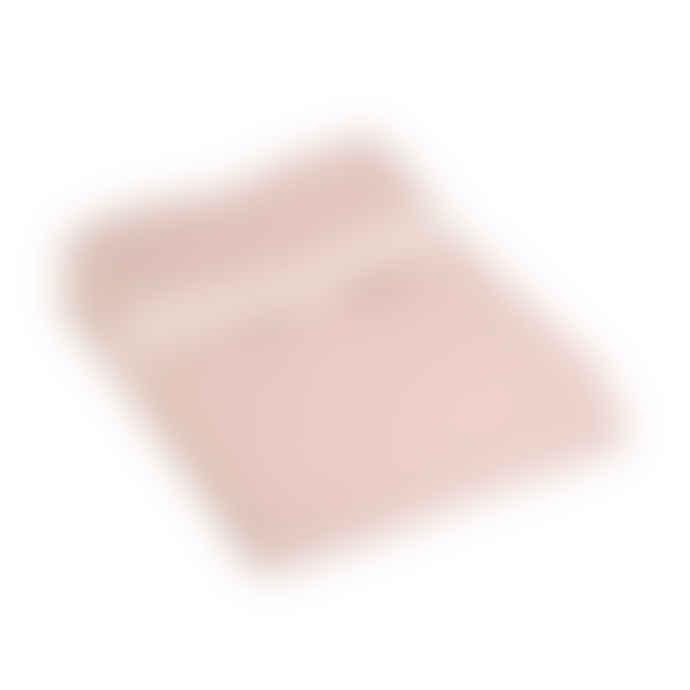 The Organic Company Organic Cotton Pink Wellness Towel