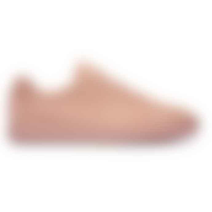 Clae Dark Pink Bradley Suede Shoe