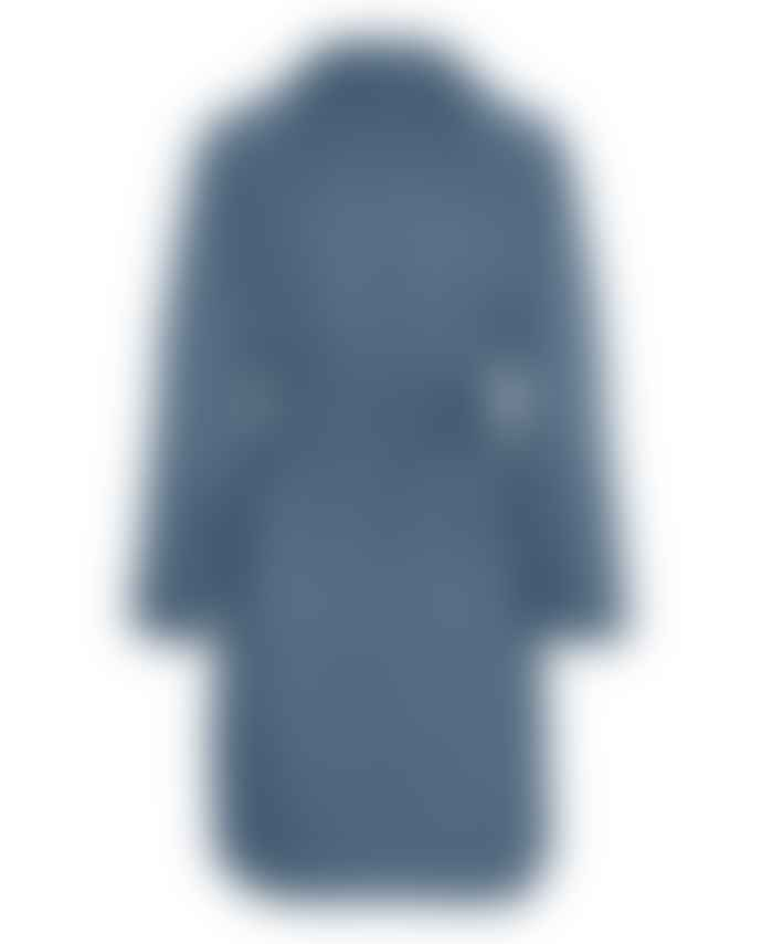Part Two Misty Vintage Indigo Wool Coat