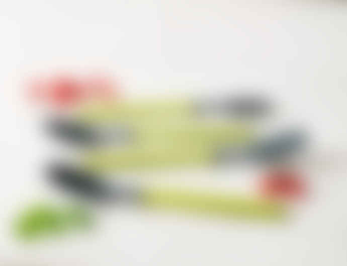 Joseph Joseph Grey / Green Elevate Silicone Slotted Spoon