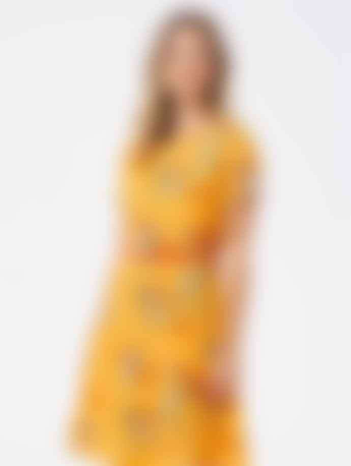 Sugarhill Boutique Ohara Flare Dress