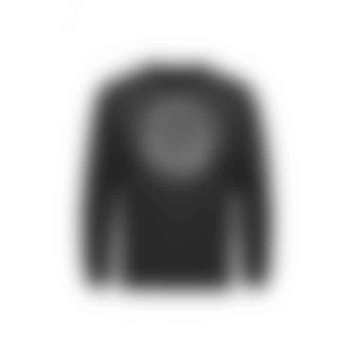 Makia Clothing Black Crown Sweatshirt