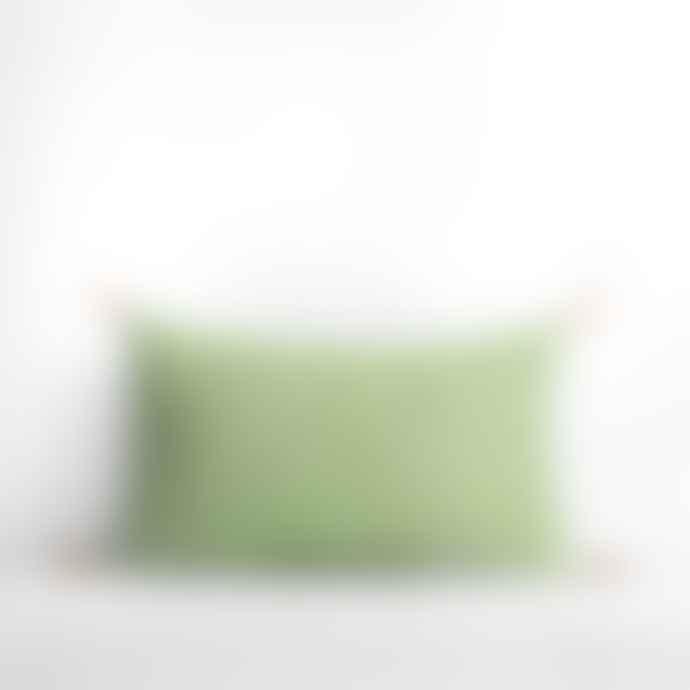 Jamini Khaki 16x26 Alice Pillowcase
