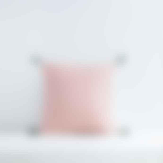 Jamini Pink 16x16 Ashu Pillowcase
