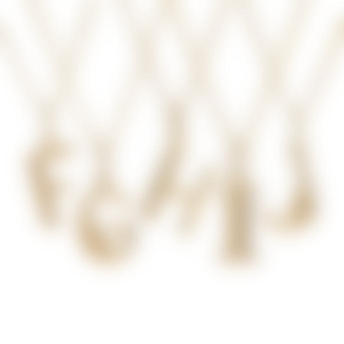 Rachael Jackson Alphabet I Necklace