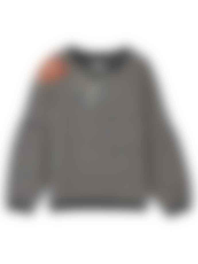 Leon & Harper Shoupettou Flower Sweatshirt