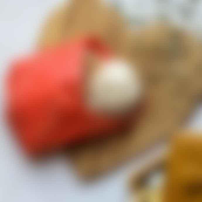 BeeBee Wraps 3 Medium Size Beeswax Food Wraps