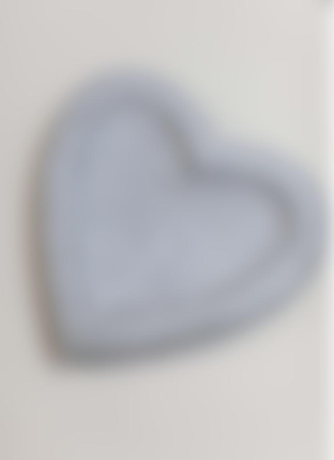 Tutti & Co Tutti & Co Concrete Heart Dish
