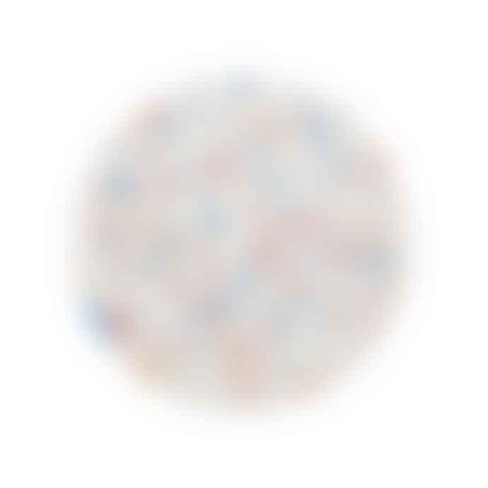 Emily Marlin Colourful Royal Jesmonite Terrazzo Placemat