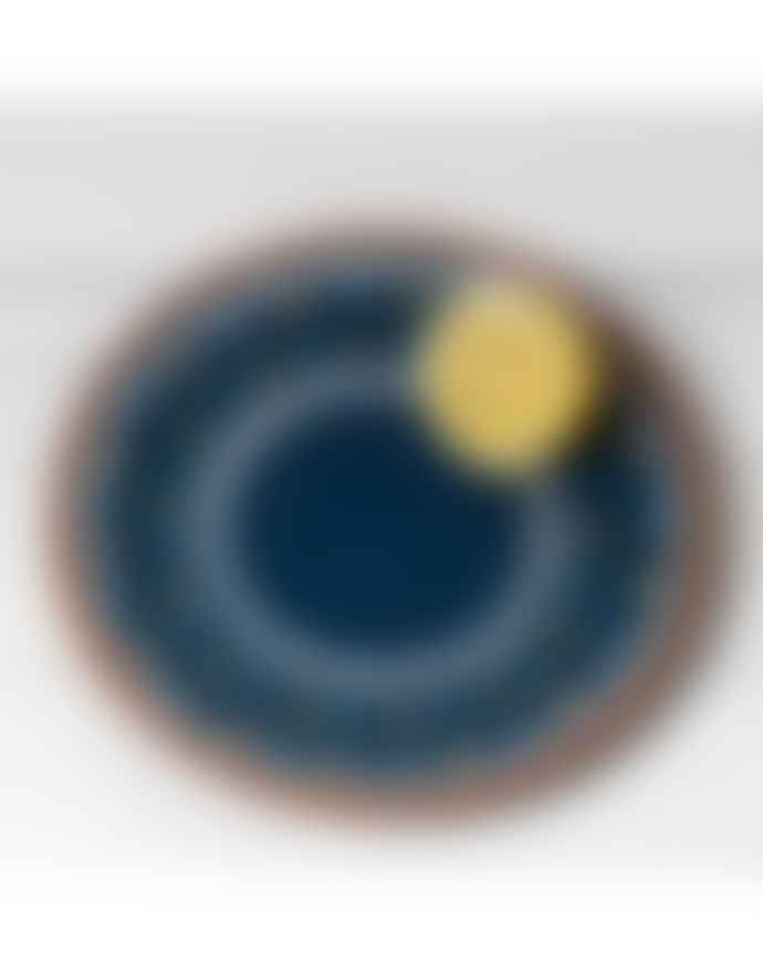 Dassie Artisan Floro Handpainted Side Plate