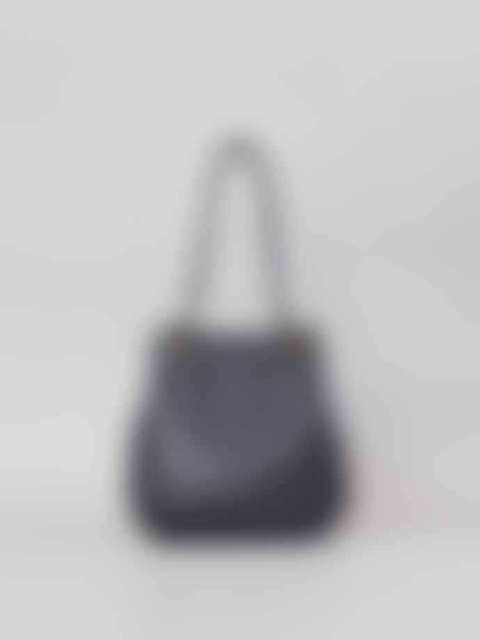 Mimi Berry Black Grayson Crossbody Bag