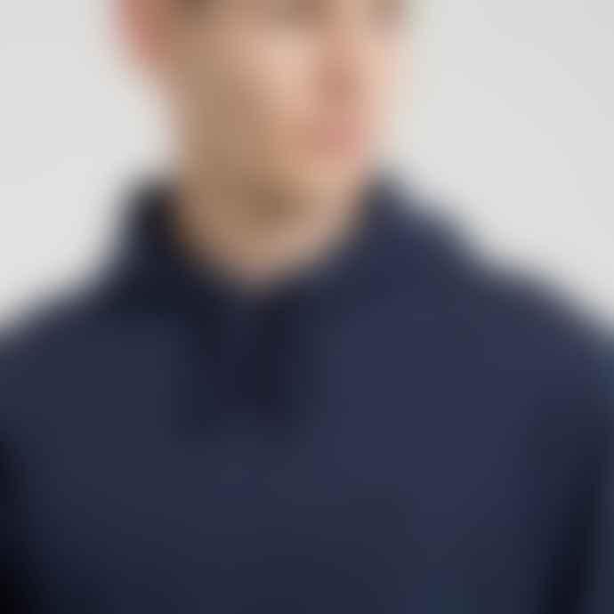 Element Indigo Cornell Terry Hooded Sweater