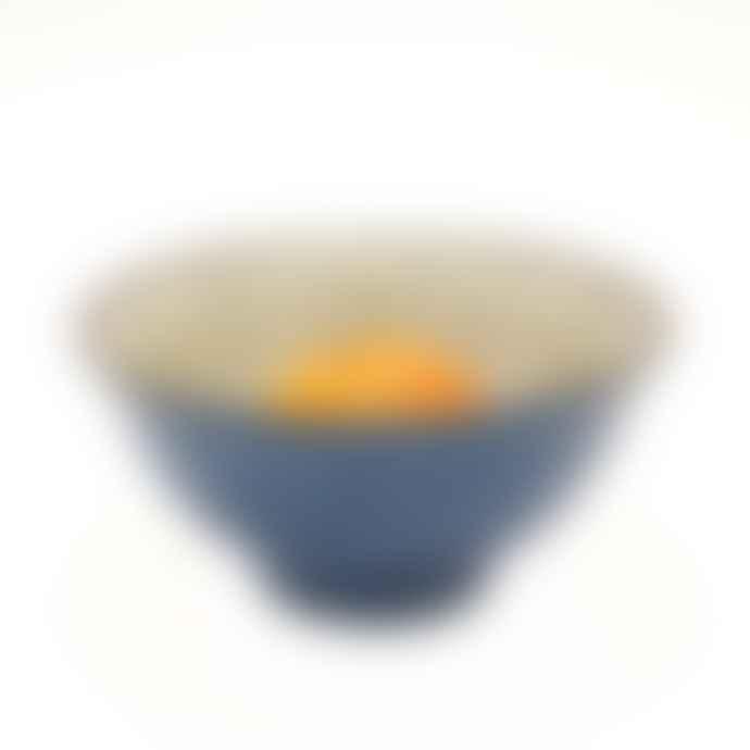 Typhoon Tokusa Glaze Rice Bowl