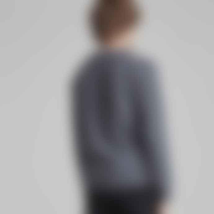 Makia Clothing Grey Nordic Knit Sweater